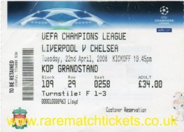 2007-08 cl sf1 LIVERPOOL 1 CHELSEA 1 [kop]