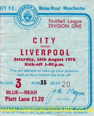 1978-79 div1 m03 MANCHESTER CITY 1 LIVERPOOL 4