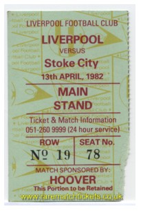 1981-82 div1 m34 LIVERPOOL 2 STOKE CITY 0 [ms]