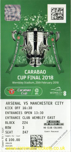 2018 lc final MANCHESTER CITY 3 ARSENAL 0 (unused)