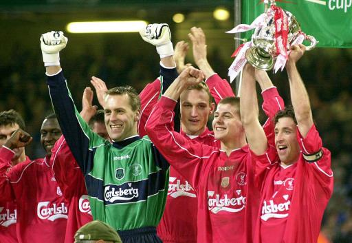 2000-01 LEAGUE CUP WINNERS