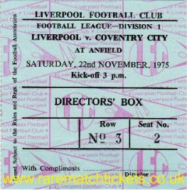 1975-76 div1 m16 LIVERPOOL 1 COVENTRY CITY 1 [dir]
