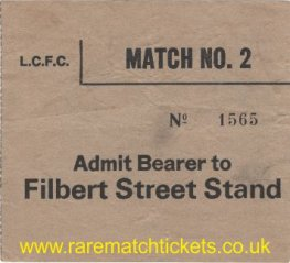 1975-76 div1 m05 LEICESTER CITY 1 LIVERPOOL 1