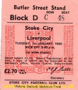 1979-80 div1 m39 STOKE CITY 0 LIVERPOOL 2