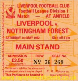 1981-82 div1 m37 LIVERPOOL 2 NOTTINGHAM FOREST 0 [ms]