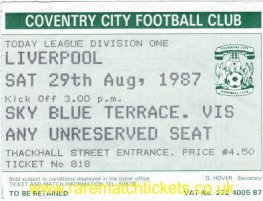 1987-88 div1 m02 COVENTRY CITY 1 [LIVERPOOL] 4