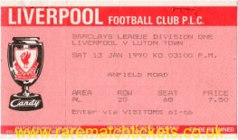1989-90 div1 m23 LIVERPOOL 2 [LUTON TOWN] 2 [ar]