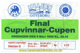 1990 cwc final SAMPDORIA 2 ANDERLECHT 0