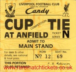 1991-92 fac5r LIVERPOOL 3 IPSWICH TOWN 2 [ms]