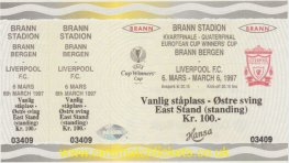 1996-97 cwc qf1 BRANN 1 LIVERPOOL 1 (unused)