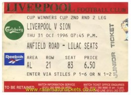 1996-97 cwc r2 2nd LIVERPOOL 6 SION 3 [ar]