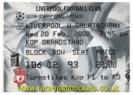 2001-02 CL 2nd GrB M3 LIVERPOOL 0 GALATASARAY 0 [kop]