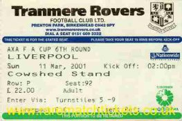 2000-01 fac r6 TRANMERE ROVERS 2 [LIVERPOOL] 4