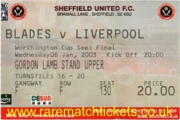 2002-03 LC SF1 SHEFFIELD UTD 2 LIVERPOOL 1