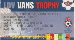 2002 flt final BLACKPOOL 4 CAMBRIDGE UTD 1