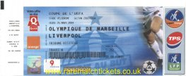2003-04 uefa r4 2nd MARSEILLE 2 [LIVERPOOL] 1 (unused)