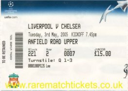 2004-05 cl sf 2nd LIVERPOOL 1 CHELSEA 0 [aru]