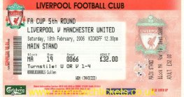 2005-06 fac5 LIVERPOOL 1 MANCHESTER UTD 0 (unused)
