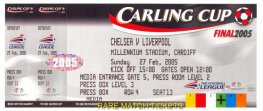 2005 lc final CHELSEA 3 LIVERPOOL 2 (unused)