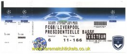 2006-07 cl grC m3 BORDEAUX 0 [LIVERPOOL] 1 (unused)
