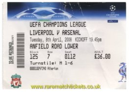 2007-08 cl qf2 LIVERPOOL 4 ARSENAL 2 [arl]