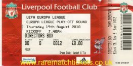 2010-11 el playoff 1st LIVERPOOL 1 TRABZONSPOR 0 (unused) [dir]