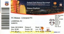 2010-11 el grK m5 STEAUA BUCHARESTI 1 [LIVERPOOL] 1 (unused)