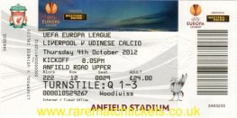 2012-13 el grA m2 LIVERPOOL 2 UDINESE 3 (unused)