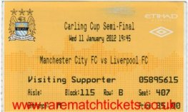 2011-12 lc sf1 MANCHESTER CITY 0 [LIVERPOOL] 1 (unused)