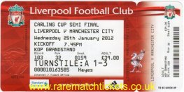 2011-12 lc sf2 LIVERPOOL 2 MANCHESTER CITY 2 (unused)