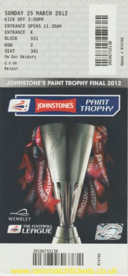 2012 flt final CHESTERFIELD 2 SWINDON TOWN 0 (unused)