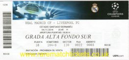 2014-15 cl grB m4 REAL MADRID 1 LIVERPOOL 0