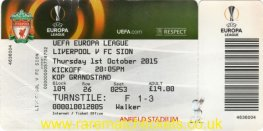 2015-16 el grB m2 LIVERPOOL 1 SION 1 (unused) [kop]
