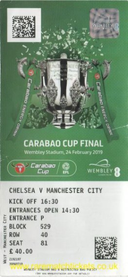2019 lc final [MANCHESTER CITY] 0 CHELSEA 0 [unused]