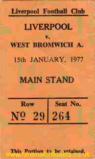 1976-77 div1 m24 LIVERPOOL 1 WEST BROMWICH ALBION 1 [ms]