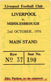 1976-77 div1 m08 LIVERPOOL 0 MIDDLESBROUGH 0 [ms]