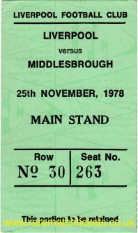 1978-79 div1 m17 LIVERPOOL 2 MIDDLESBROUGH 0 [ms]