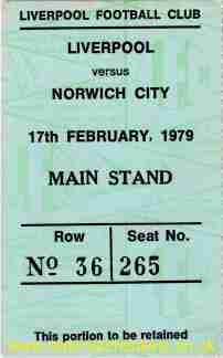 1978-79 div1 m24 LIVERPOOL 6 NORWICH CITY 0 [ms]