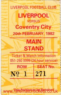 1981-82 div1 m24 LIVERPOOL 4 COVENTRY CITY 0 [ms]