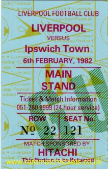 1981-82 div1 m22 LIVERPOOL 4 IPSWICH TOWN 0 [ms]