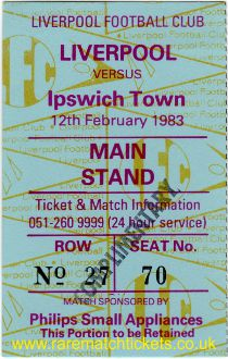 1982-83 div1 m26 LIVERPOOL 1 IPSWICH TOWN 0 [ms]