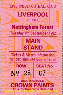 1982-83 div1 m04 LIVERPOOL 4 NOTTINGHAM FOREST 3 [ms]