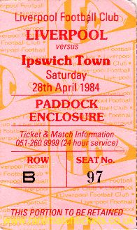 1983-84 div1 m38 LIVERPOOL 2 IPSWICH TOWN 2 [pad]