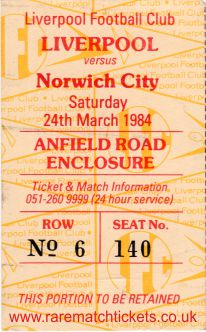 1983-84 div1 m42 LIVERPOOL 1 NORWICH CITY 1 [ar]