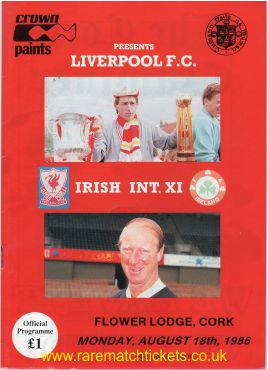 1986-18-09 IRISH XI 1 LIVERPOOL 2 (re-arranged)
