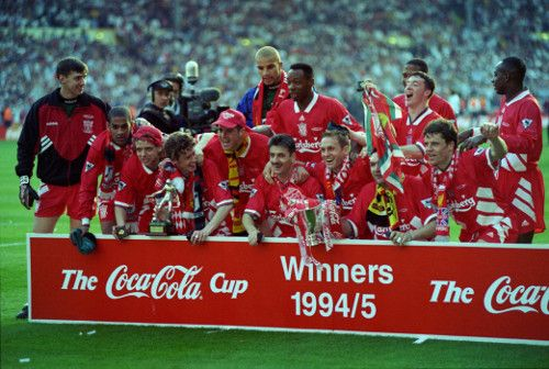 1994-95 LEAGUE CUP WINNERS