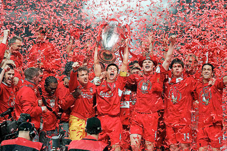 2004-05 CHAMPIONS LEAGUE WINNERS