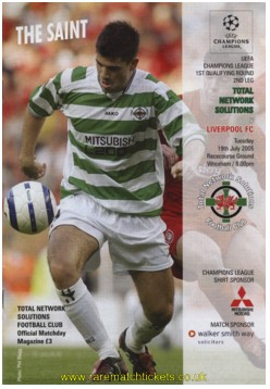2005-06 cl 1q 2nd TNS 0 LIVERPOOL 3