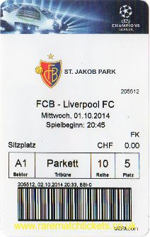 2014-15 cl grB m2 BASEL 1 LIVERPOOL 0 (credit card)