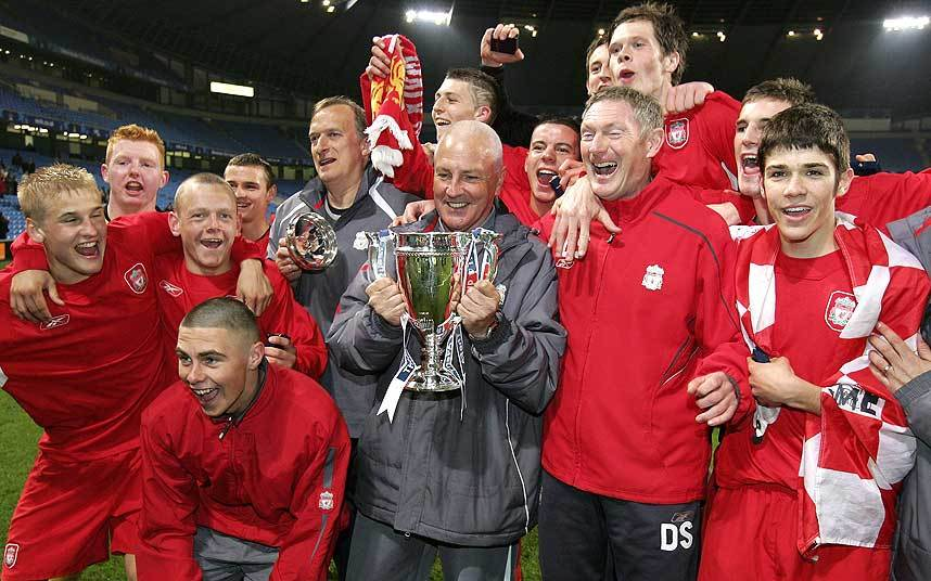 2005-06 FA YOUTH CUP WINNERS